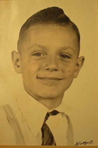 George Skluzacek Third Grade