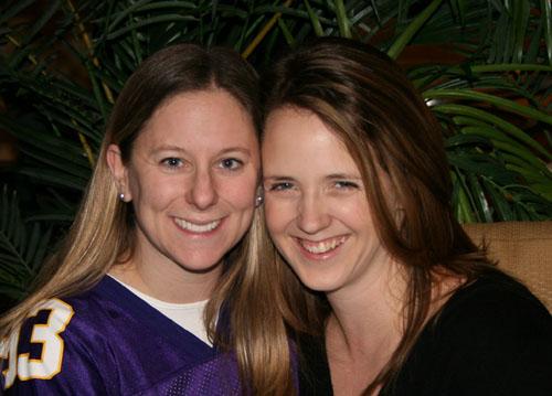 Jessica Heldman and Marta Drew