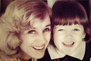 Carol & Marta 1977