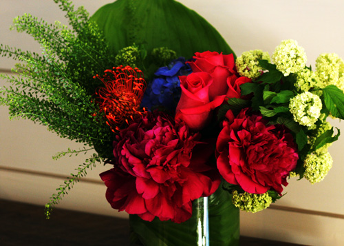 Small arrangement 062314