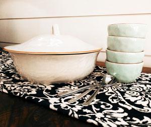 Rice pudding Dish 112815