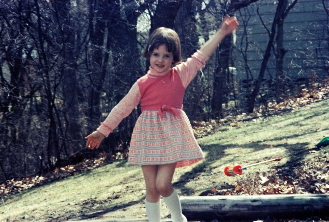 Little Marta Easter 1977
