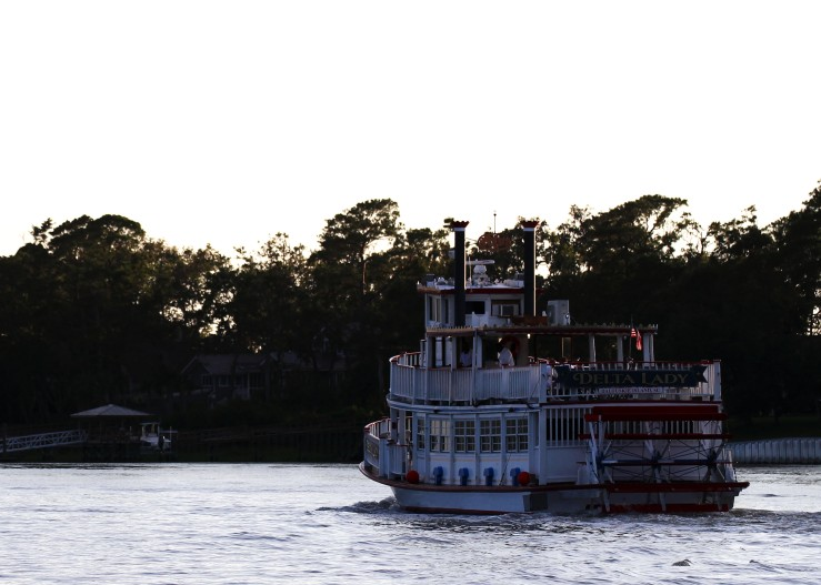 South Carolina riverboat 082217